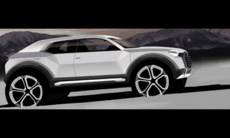 Audi Q1 - Najmniejszy w rodzinie