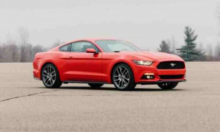 Tak wygląda Ford Mustang 2015