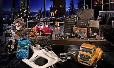 Świąteczne prezenty od Mercedesa