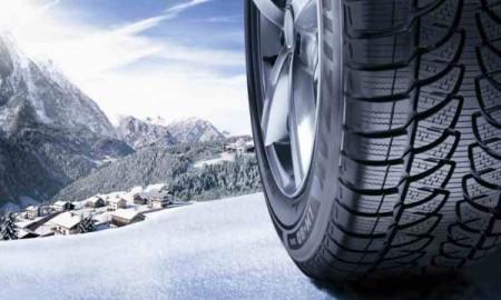 91 proc. kierowców wymienia opony na zimowe