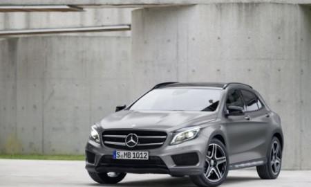 Znamy ceny Mercedesa GLA