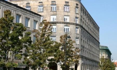 Mercedes wraca na Krakowskie Przedmieście