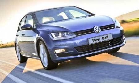 VW Golf Samochodem Roku w Japonii