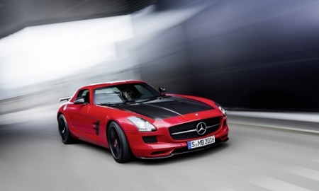 Mercedes-Benz SLS AMG GT Final Edition – Na pożegnanie