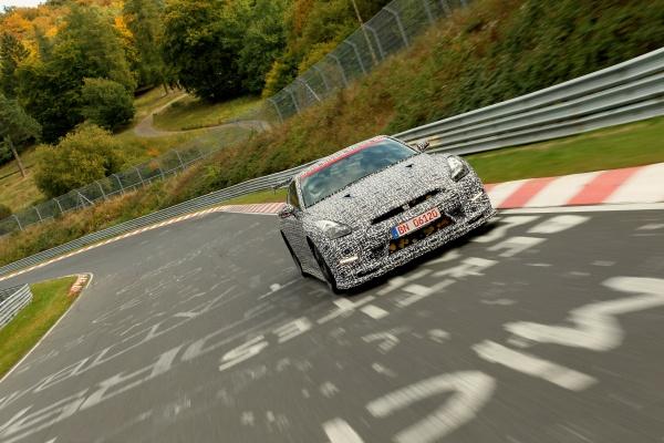 Nissan GT-R Nismo bije rekord na Nürburgringu