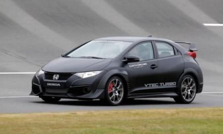 Honda Civic Type R - Po raz pierwszy z turbo