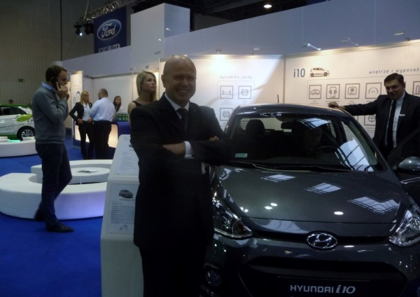 Nowy Dyrektor Zarządzający w Hyundai Motor Poland