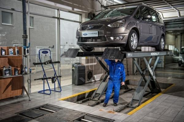Ford stawia na używane
