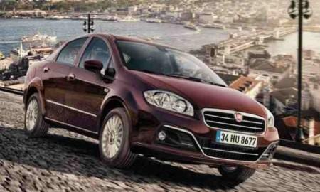 Nowy Fiat Linea w 2015