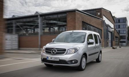 Mercedes Citan w nowych wersjach