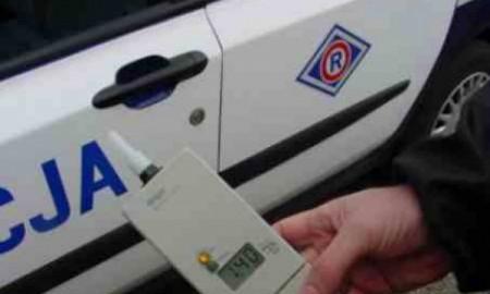 Coraz mniej wypadków drogowych spowodowanych alkoholem?