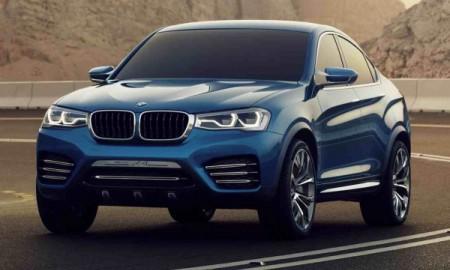 BMW X4 zadebiutuje 14 marca