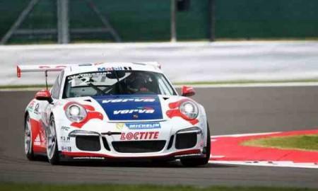 Porsche Supercup w Abu Zabi