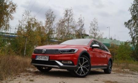 Volkswagen Passat Alltrack 2.0 TDI Biturbo DSG 4Motion - Gdzie diabeł nie może…
