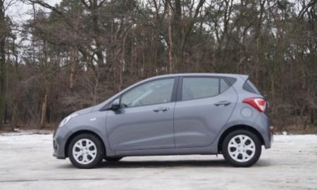 Hyundai i10 Comfort 1,25 87 KM - Koreański europejczyk