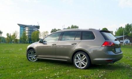 Volkswagen Golf Variant 2.0 TDI BlueMotion 4MOTION Highline 150 KM - Więcej Golfa w Golfie