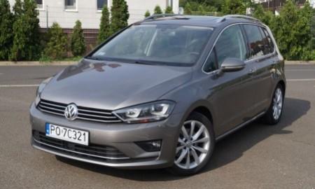 VW GOLF SPORTSVAN 1.4 TSI 150 KM - Jeśli nie miniwan to, co?