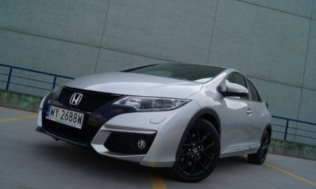 Honda Civic 1,8 i-VTEC Sport – Długie pożegnanie…