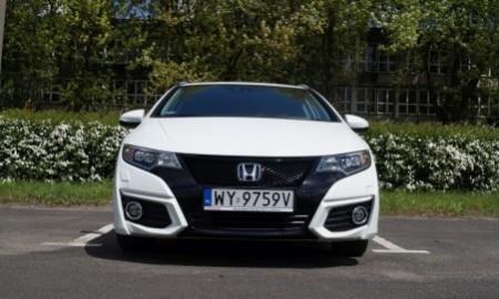 Honda Civic Tourer 1.8 i-VTEC Sport – Królowa przestrzeni