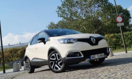 Renault Captur 110 KM 1.5 dCi Intense – Typ (Nie)kontrowersyjny