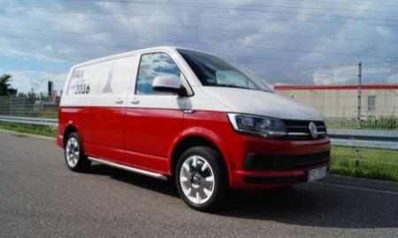 Volkswagen Transporter 2,0 TDi 140 KM MT6 – Ogórek po przejściach…