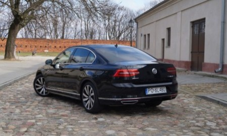 Volkswagen Passat 1.8 TSI BlueMotion Technology 180 KM – Klasyka klasyki!