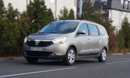 Dacia Lodgy 1.5 dCi 110KM Prestige -… bo jest dobre i tanie