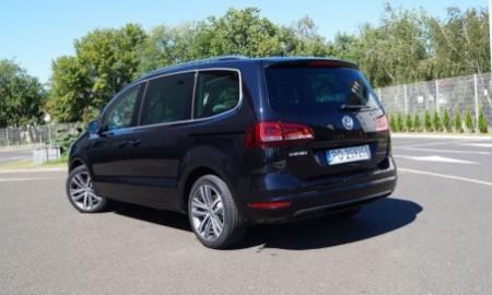 Volkswagen Sharan 2.0 TDI DSG Highline – Nie tylko rodzinne rozwiązanie…