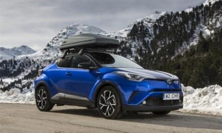Toyota C-HR Hybrid – Seryjny concept