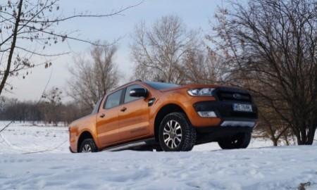 Ford Ranger 2,2 DURATORQ TDCI 160 KM AWD – Jeszcze to nie Ameryka, ale…