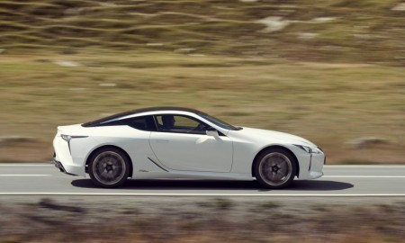 Lexus LC 500 kontra Bentley Continental Supersports