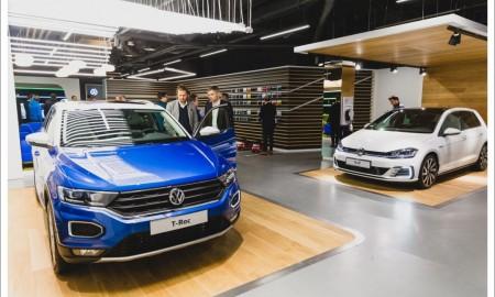 Otwarcie Volkswagen Home