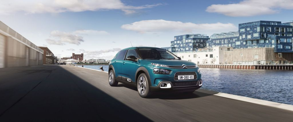 Nowa odsłona Citroëna C4 Cactus