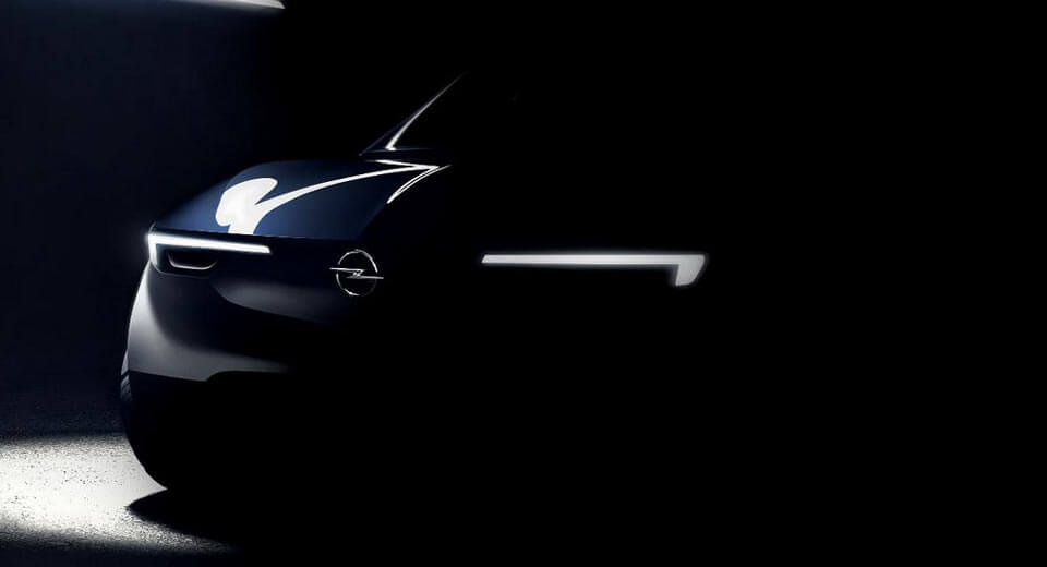 Opel – kolejna nowość?