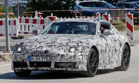 Toyota Supra przyłapana na Nürburgringu