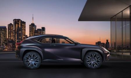 Czy tak będzie wyglądał seryjny Lexus UX?