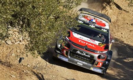 Ostatnia runda WRC 2017 blisko domu Russella Crowe
