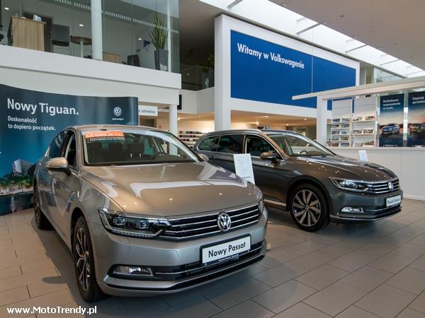 VW – Ruszyła wyprzedaż samochodów z rocznika 2017