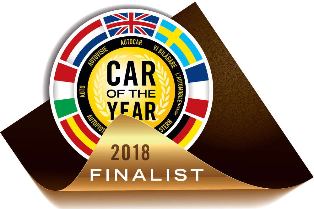 Car of the Year 2018 – Finaliści
