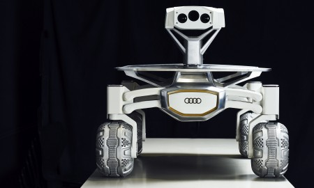 Audi w hołdzie misji księżycowej Apollo