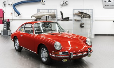 Najstarsze Porsche 911