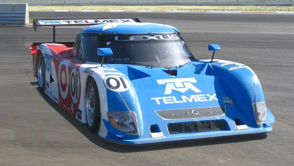 Lexus wystartuje w klasie Daytona Prototype International?
