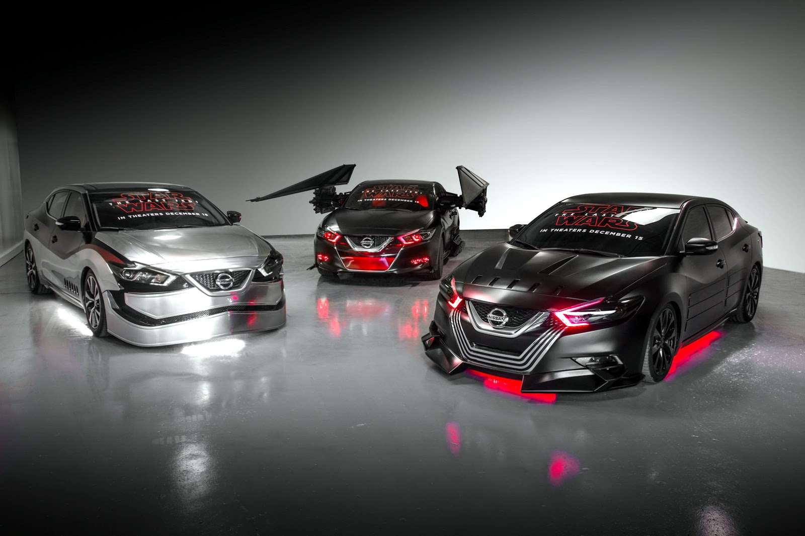 Gwiezdna gama Nissana