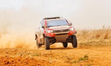 Nasser Al-Attiyah – cel zwycięstwo w Rajdzie Dakar
