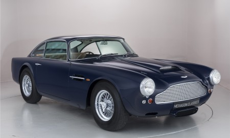 Unikatowy Aston Martin DB4 do kupienia
