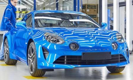 Ruszyła produkcja Alpine A110