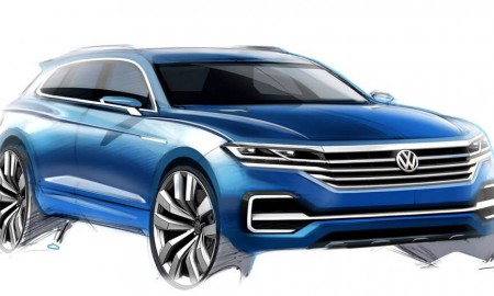 Nowy VW Touareg – premiera w kwietniu 2018
