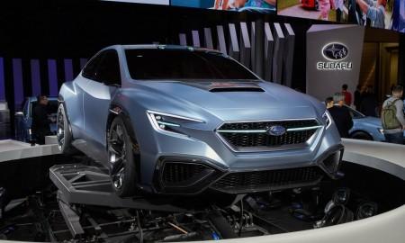 Nowe Subaru WRX w stylu Viziv Concept