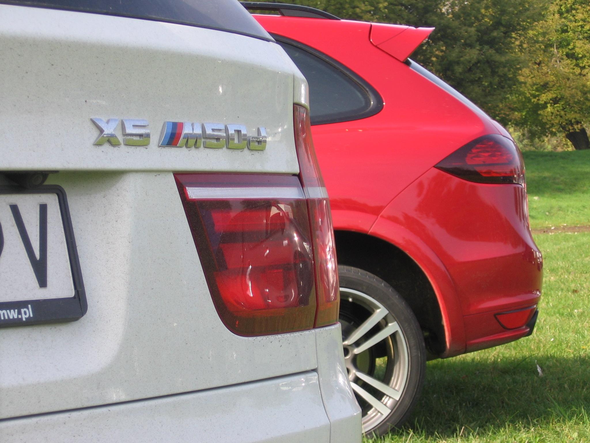 SUV-y - luksusowe, przestronne i rodzinne