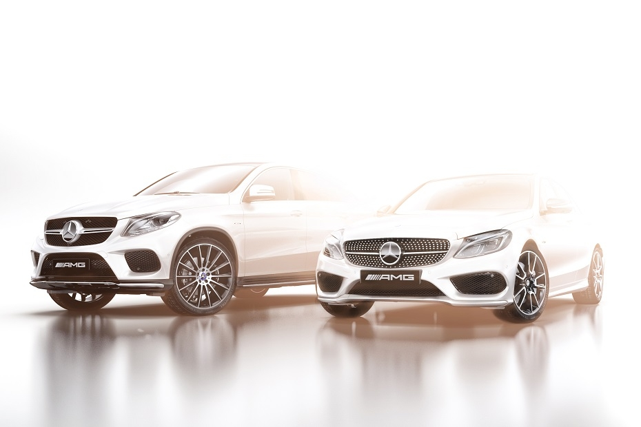 Nowe modele AMG w 2019